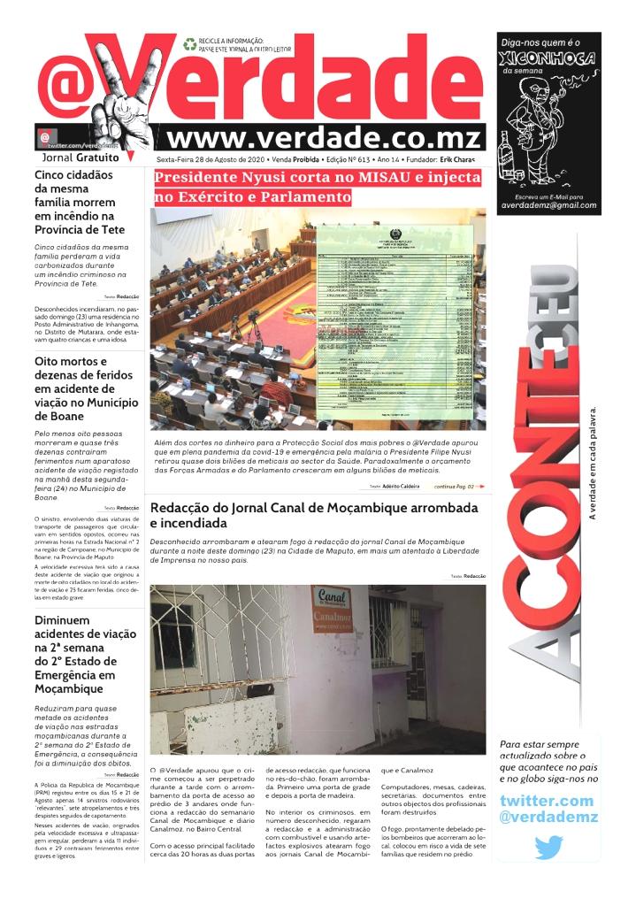 @Verdade Edição 613