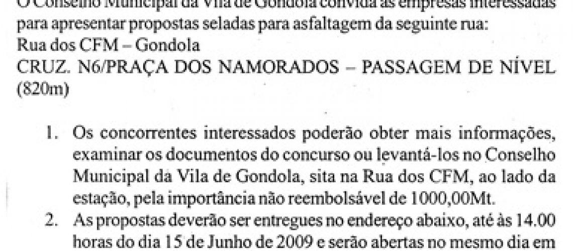 01/ASF/CMVG/2009