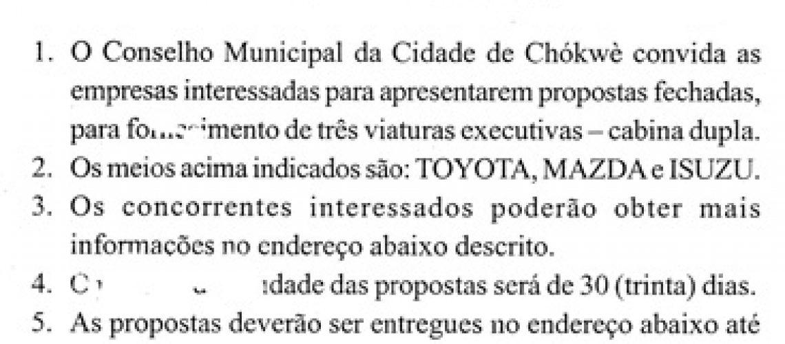 01/CMC/2009