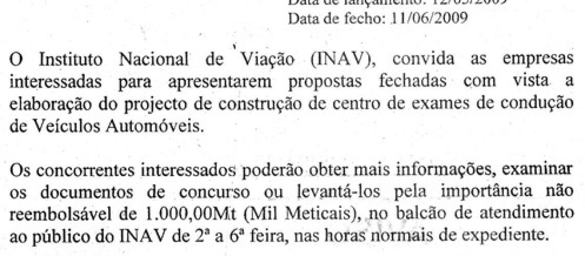 02/INAV/2009
