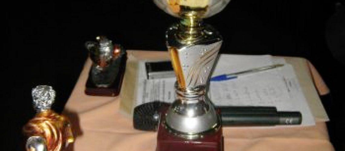 Entrega de prémios da taça Top 6 SOJOGO