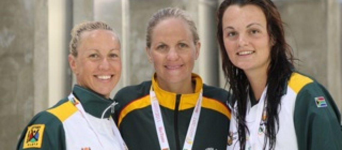 Diario X Jogos Africanos:  mais de sete dezenas de medalhas da natação foram para África do Sul