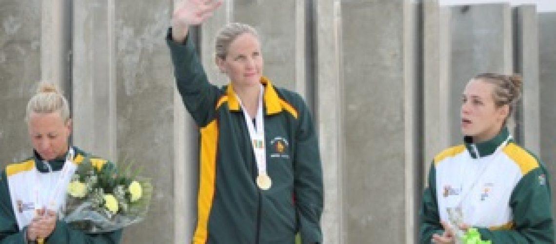 Diario X Jogos Africanos: mais quatro medalhas para África do Sul na natação