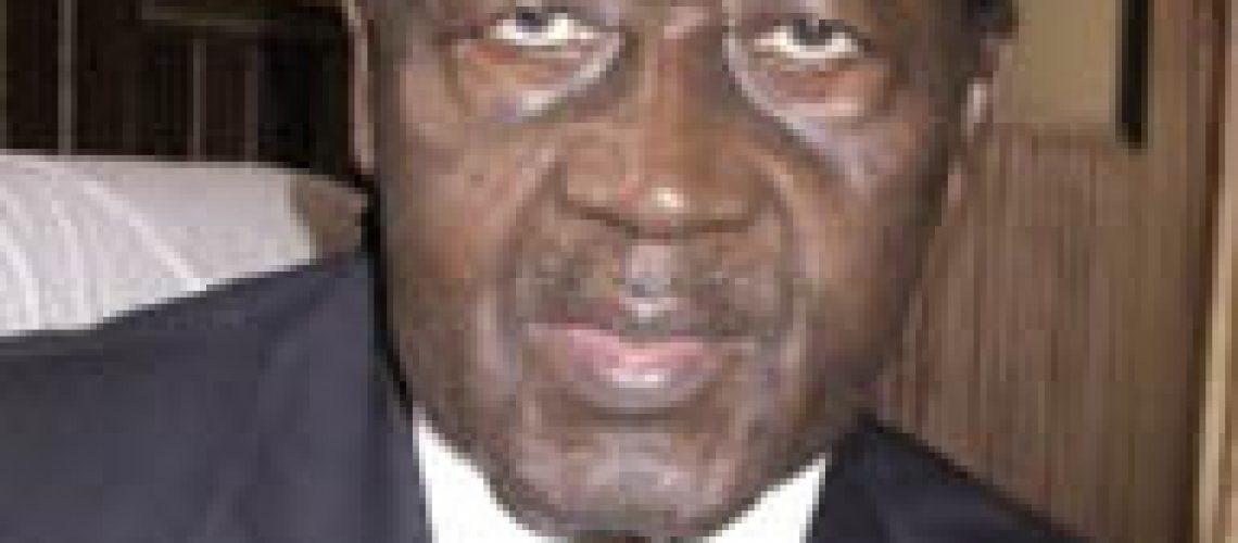 Abel Goumba 1926 – 2009 – 82 anos
