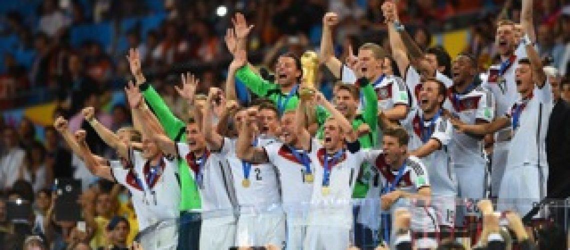 Mundial 2014: Alemanha vence Argentina no prolongamento com golaço de Goetze e conquista o tetra