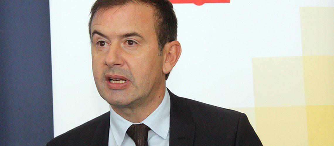 Alexandre Battaglia, representante da Shell em Moçambique