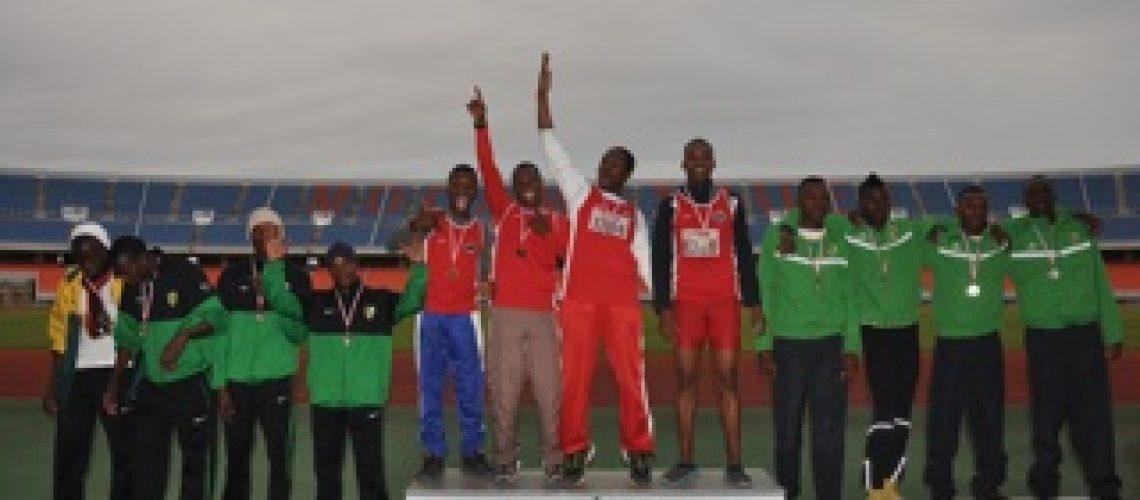 """Atletismo: Creve Machava em grande nos """"Nacionais"""""""