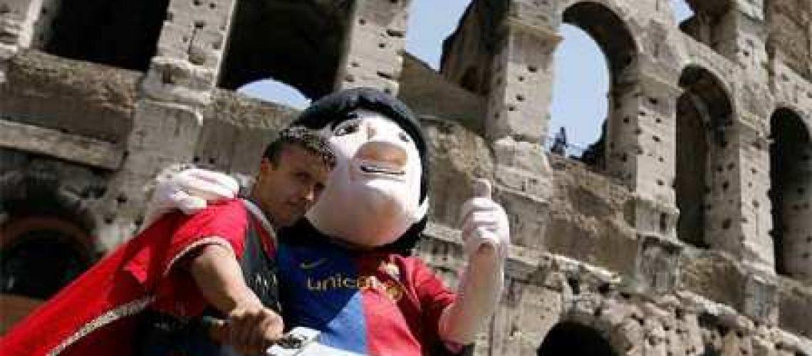 O jogo do ano é hoje as 20h45 em Roma