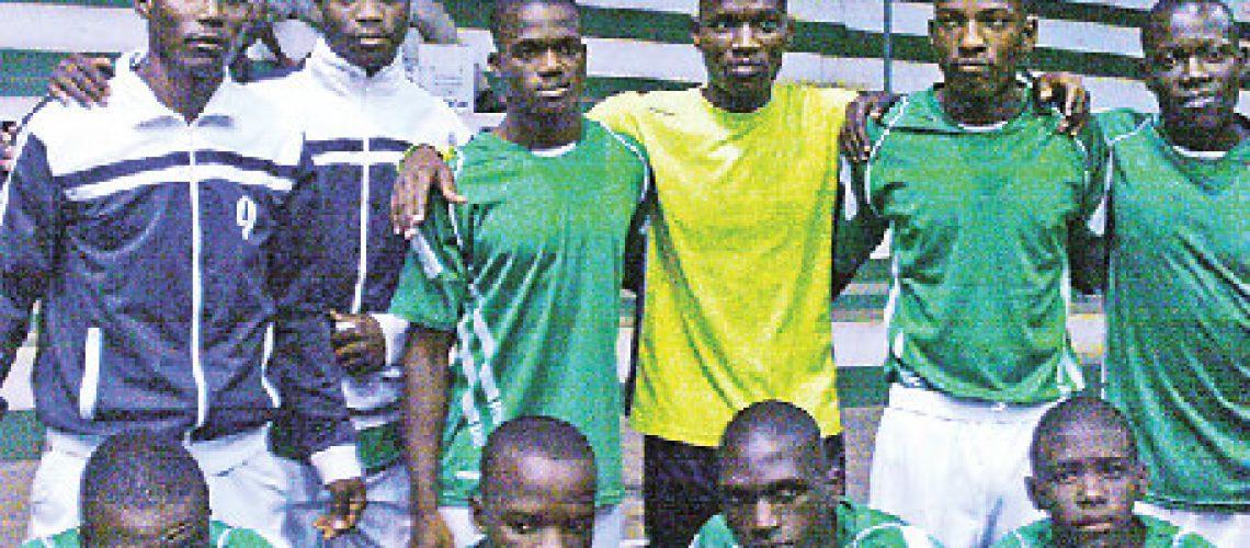 Futsal: Militares vencem estudantes em Nampula