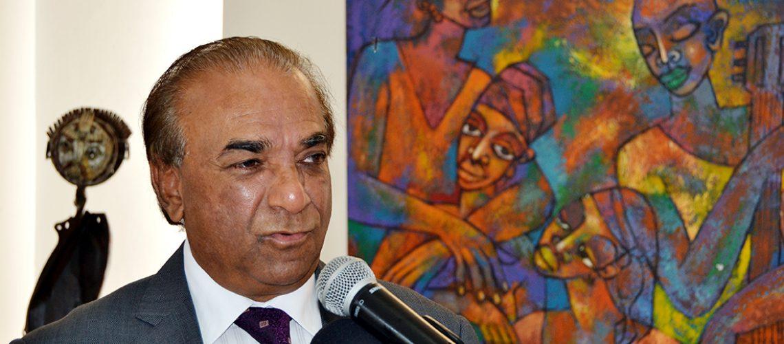 Mahomed Rafique Jusob, presidente do Conselho de Administração da Tmcel (3)