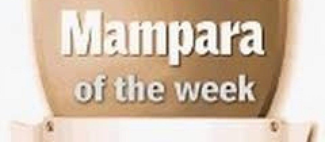 Mamparra of the week: Meninas e Meninos