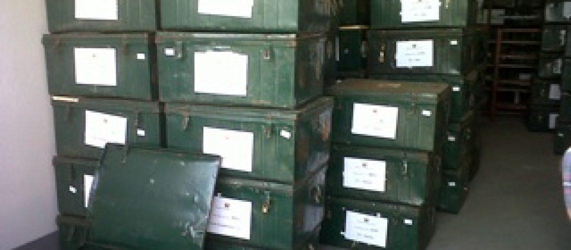Material de votação já está em Pemba