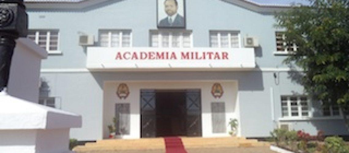 Descontentamento de majores e coronéis na Academia Militar em Nampula