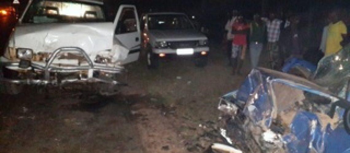 Acidentes de viação matam 50 pessoas numa semana em Moçambique