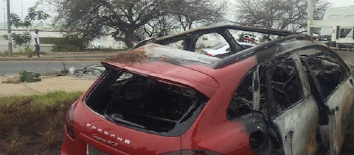 Cinco mortos em dois despistes de viaturas no Norte de Moçambique