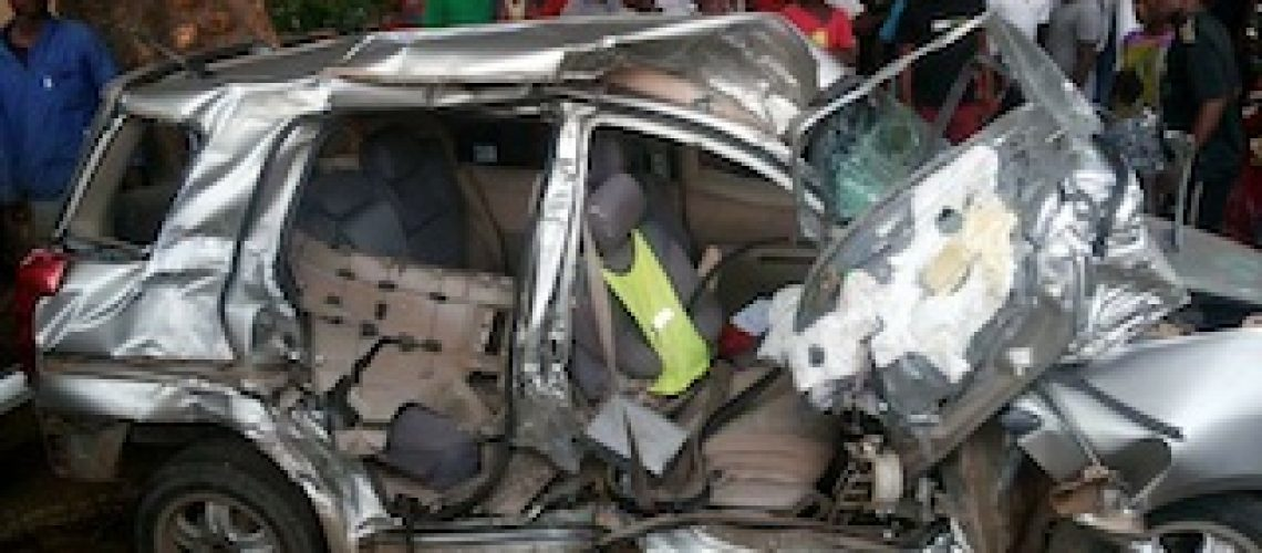 Acidente de viação faz um óbito no segundo dia do ano em Nampula