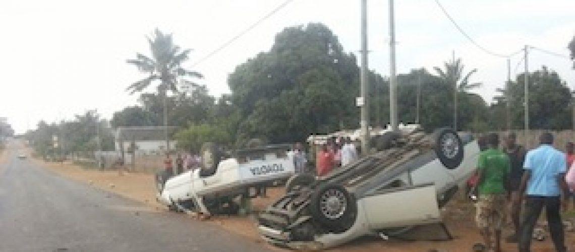 Festas manchadas por sangue e cadáveres nas estradas moçambicanas