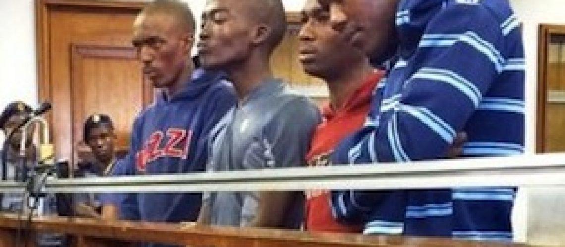 Assassinos de Emanuel Sithole condenados a 10 e 17 anos de prisão