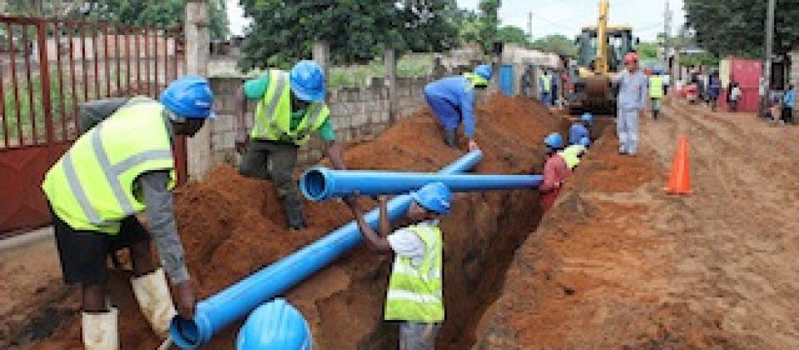 Abastecimento de água potável à zona alta da Maxaquene: Situação será solucionada ainda dentro deste mês