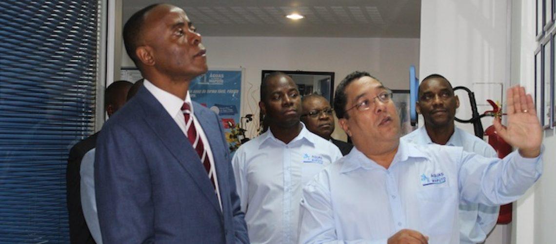 Estado assume gestão das Águas da Região de Maputo
