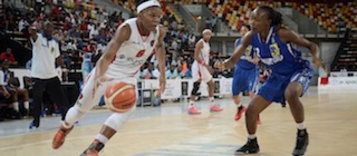 Duas moçambicanas no cinco ideal do Afrobasket de clubes: Leia Dongue como MVP e  Ana Suzana melhor triplista