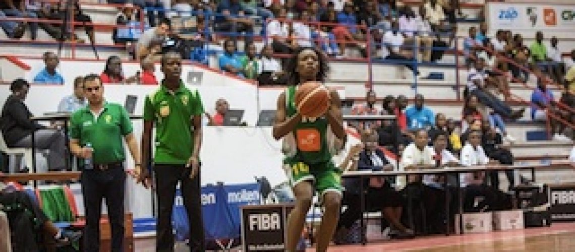Afrobasket 2016: Ferroviário de Maputo procura título inédito diante das poderosas angolanas do 1º de Agosto e Inter Clube