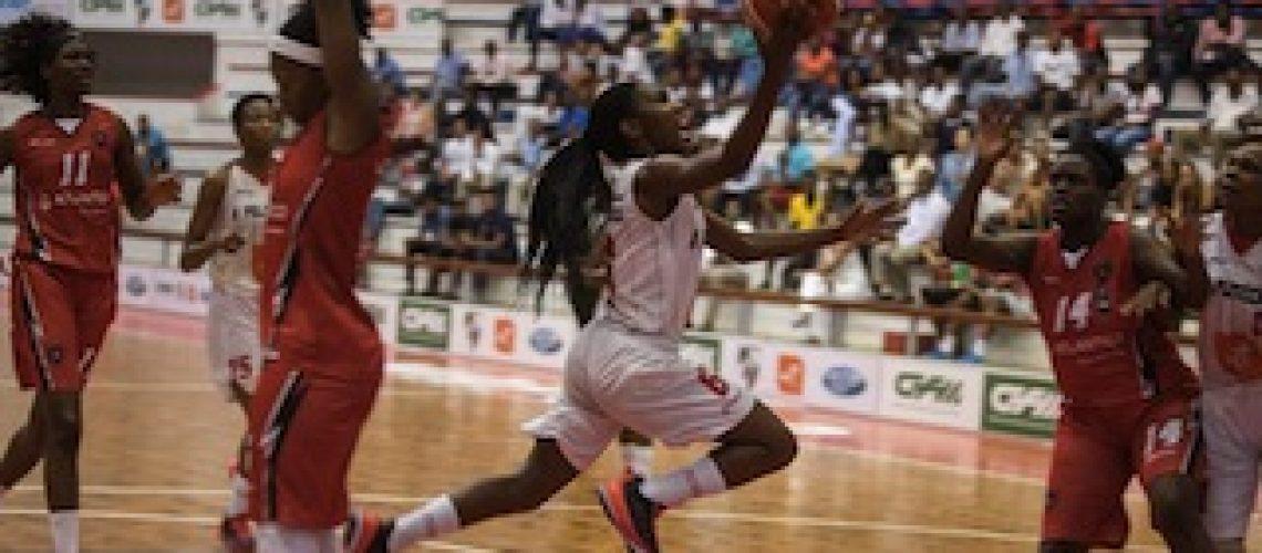 Afrobasket 2016: A Politécnica derrotada pelas campeãs em título mas está a uma vitória dos quartos-de-final