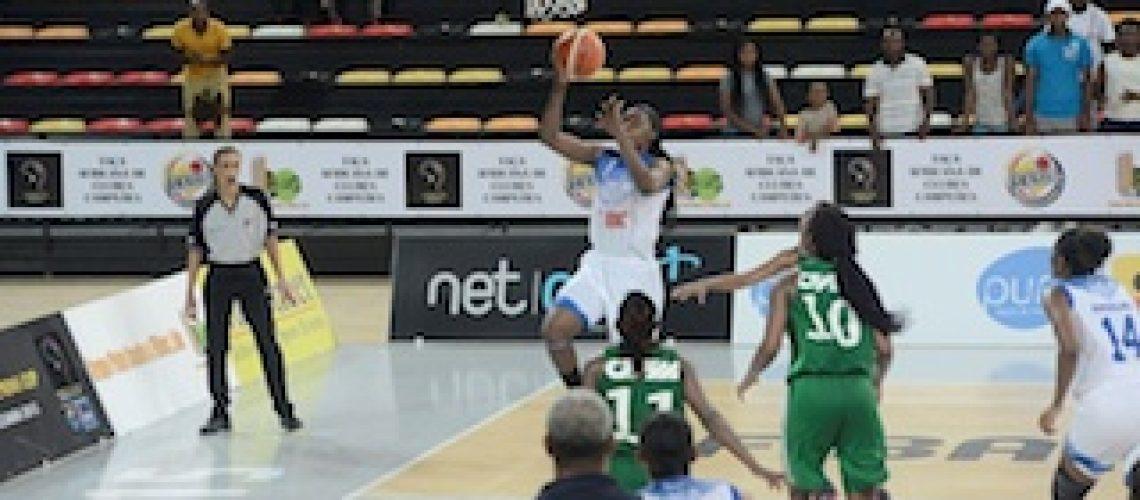 Afrobasket de clubes femininos: Ferroviário de Maputo não consegue impedir sexta final consecutiva do Interclube de Angola