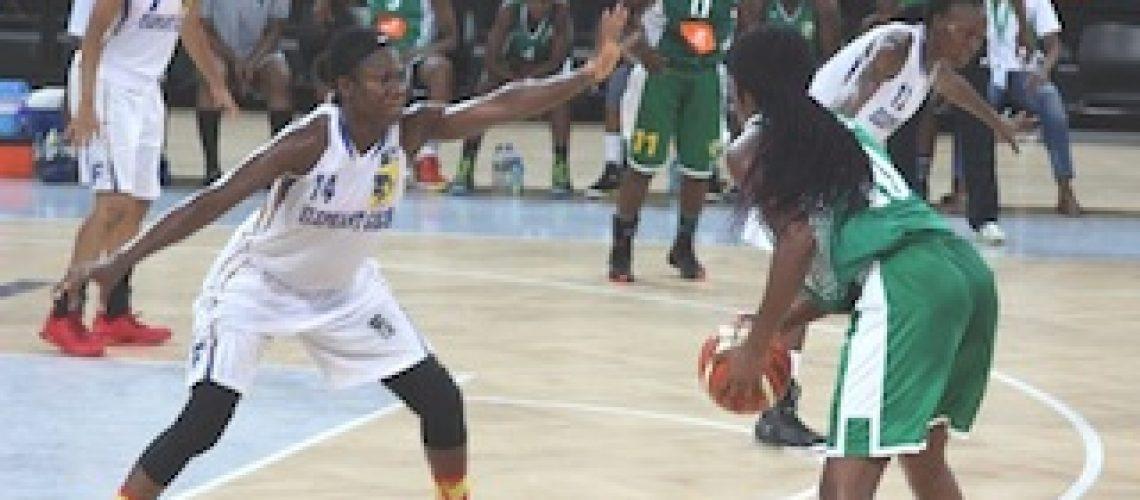Afrobasket de clubes femininos: First Bank da Nigéria impõe primeira derrota ao Ferroviário de Maputo