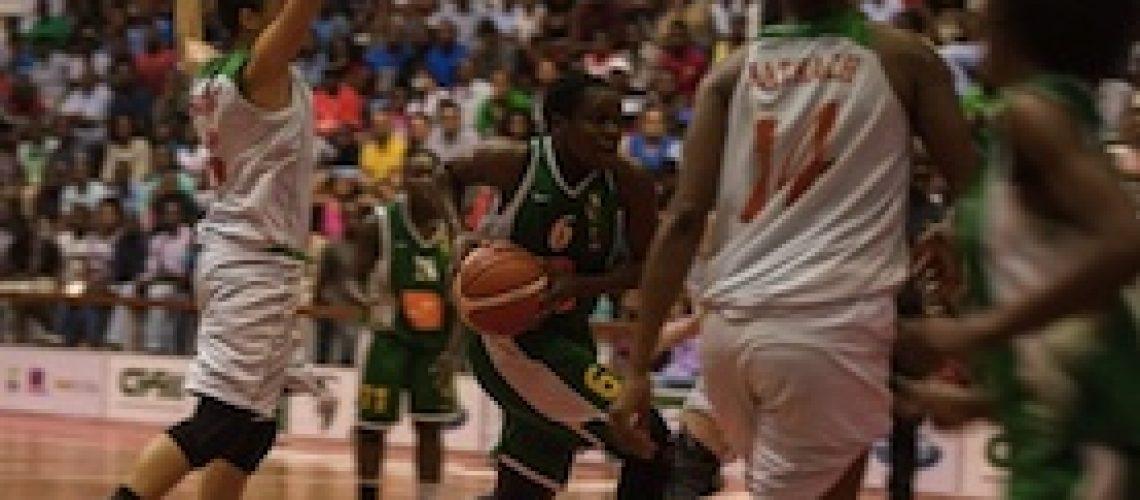 Afrobasket 2016: Ferroviário sofre para ultrapassar GS Petroliers
