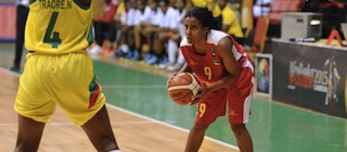 Afrobasket feminino: Moçambique perde para Mali e cai para o terceiro lugar do grupo B