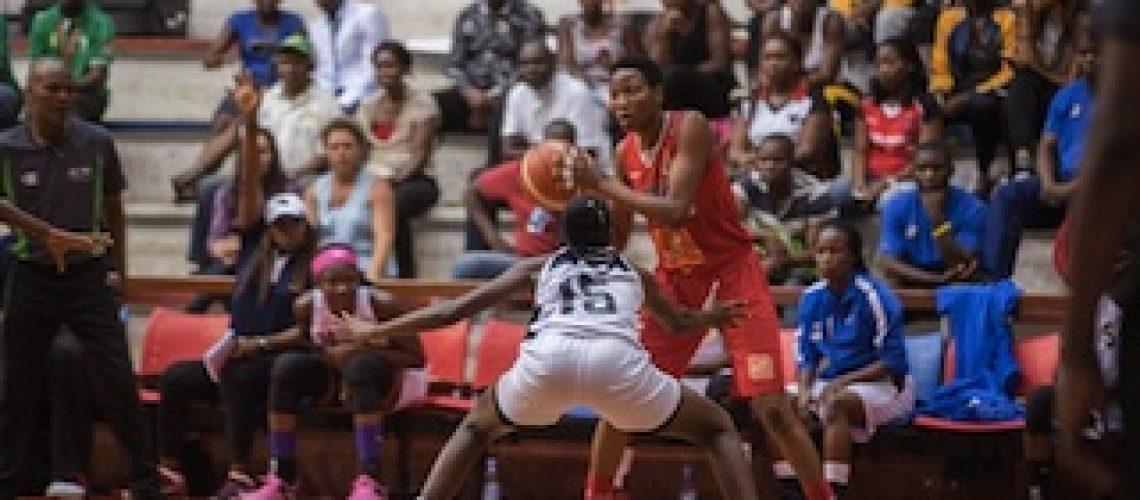 Afrobasket 2016: A Politécnica quase travou campeãs da Nigéria