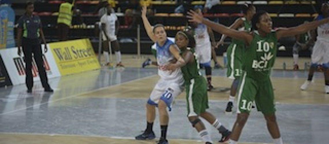 Afrobasket de clubes femininos: Ferroviário de Maputo segue invicto