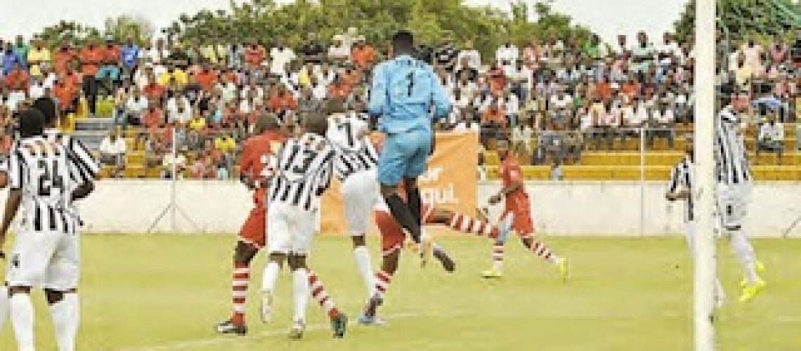 Afrotaças: Locomotivas seguem em frente e Liga Desportiva de Maputo eliminada