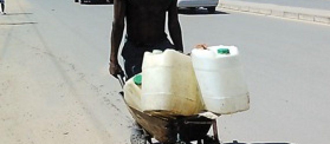 Novas restrições de água nos municípios de Maputo e Matola