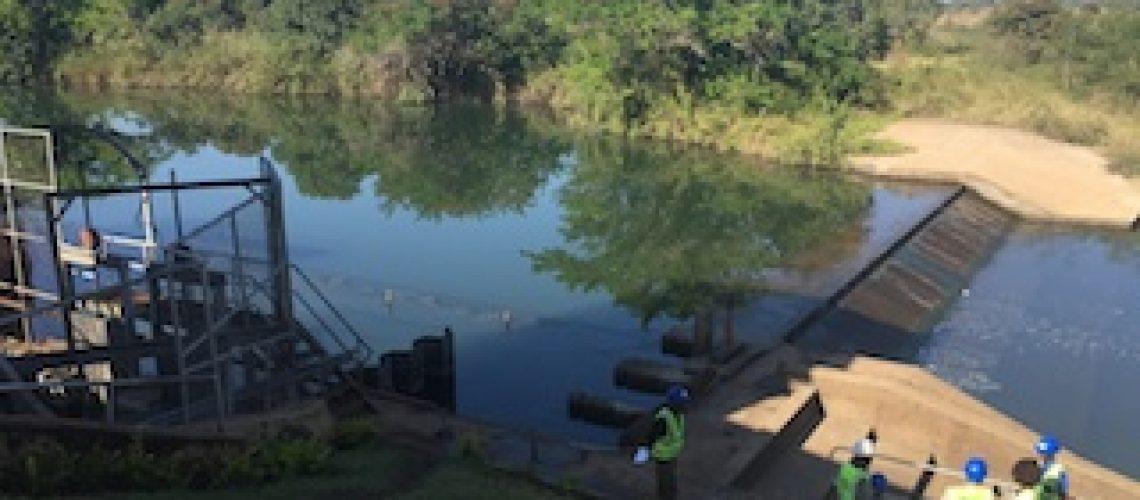 Umbeluzi continua à seca mas ainda há água sem restrições para Maputo