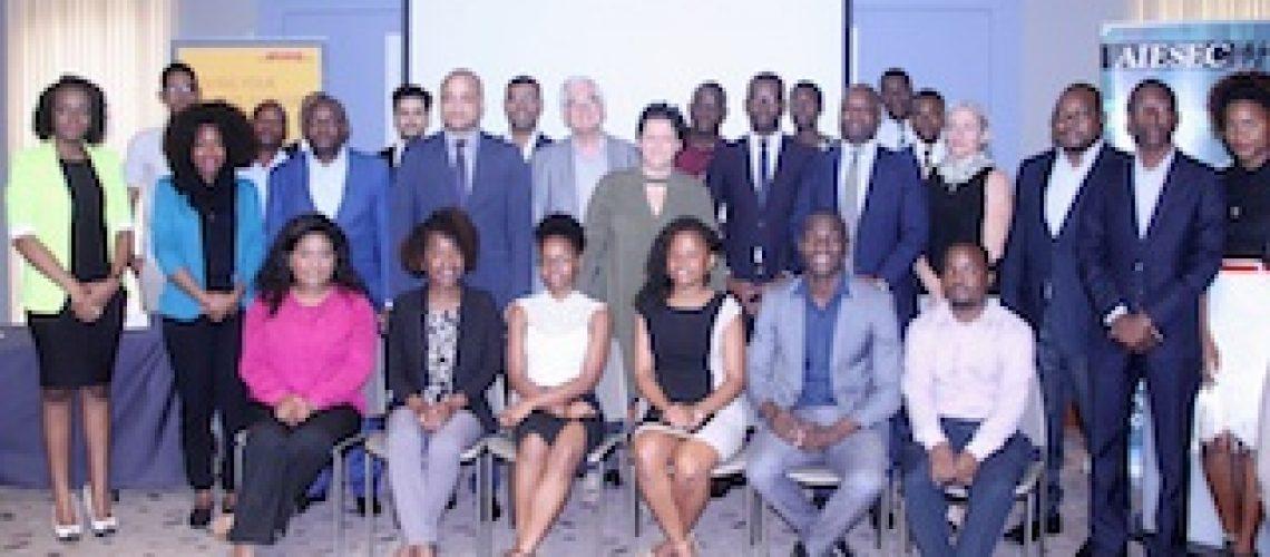 Em Maputo: AIESEC promoveu seminário de líderes do Sul de África