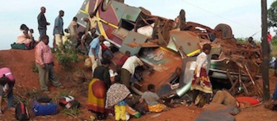 Acidentes de viação matam 39 numa semana em Moçambique