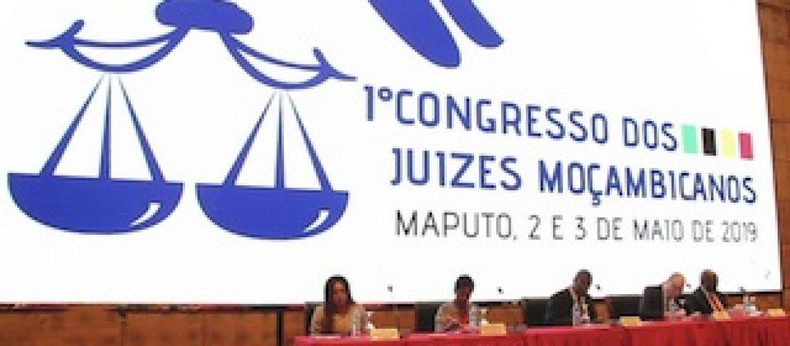 1º Congresso dos juízes moçambicanos debate situação actual da Justiça