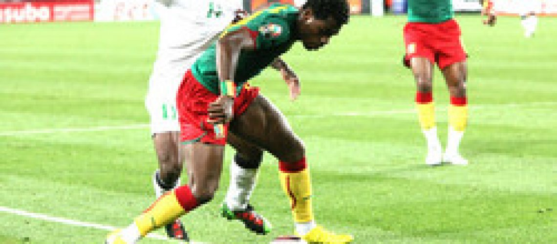 CAN 2010: Camarões conseguem primeira vitória
