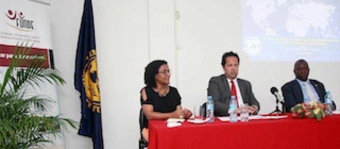 Para Moçambique: FMI projecta um crescimento económico de 4