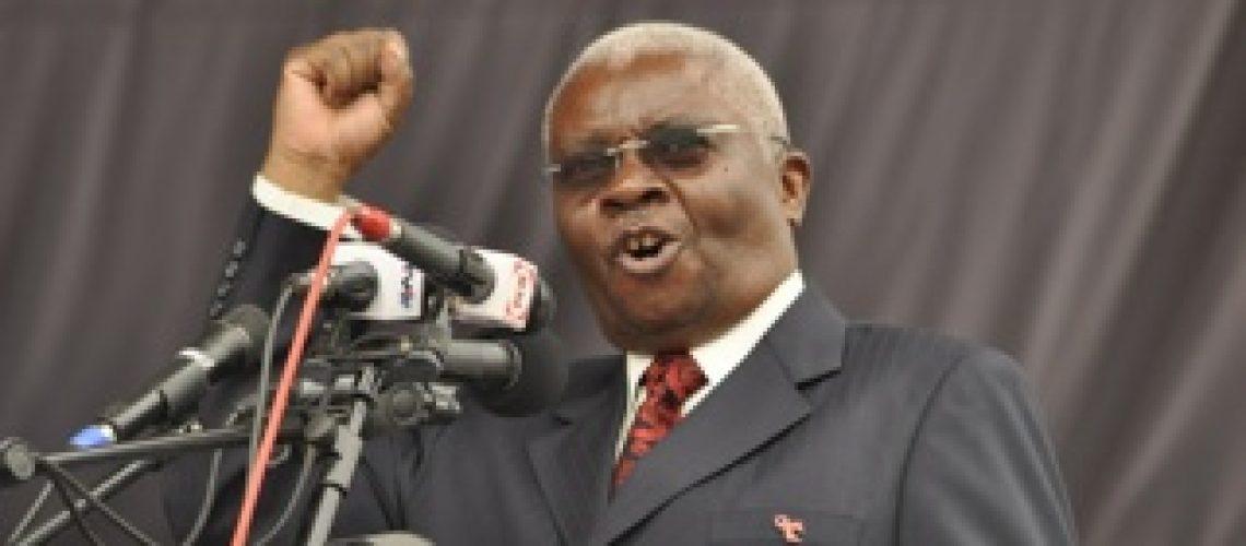 Presidente Guebuza faz 70 anos