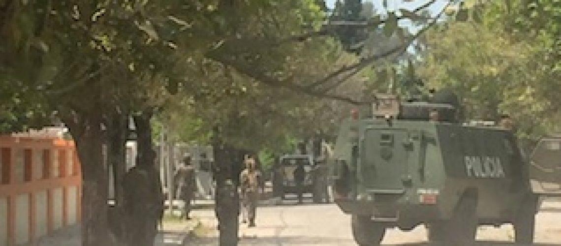 Polícia admite ter abusado da autoridade ao invadir a casa de Afonso Dhlakama na Beira