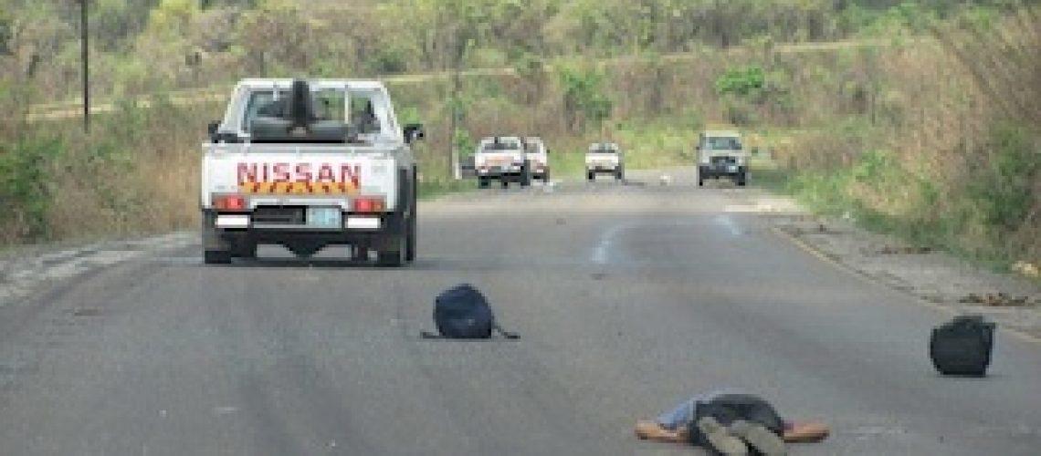 Governo e Polícia longe de esclarecerem o ataque de sexta-feira em Manica