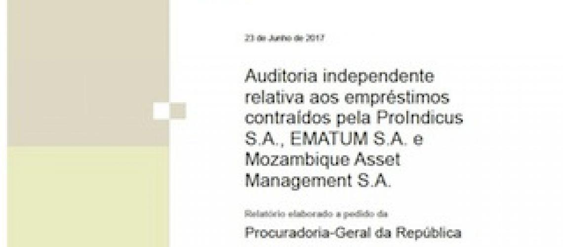 Kroll não descobriu como foram gastos 2 biliões de dólares; Governo de Nyusi não apoiou a Auditoria; criação da Proindicus