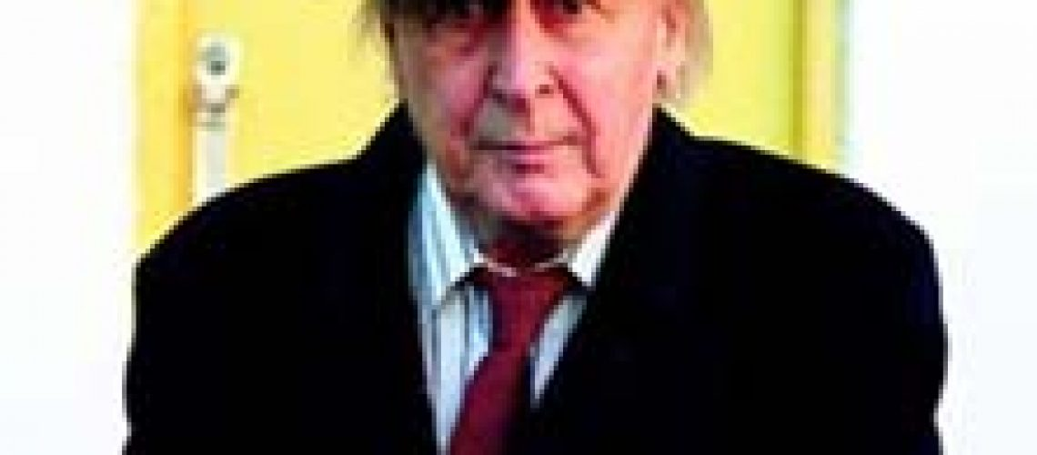 James Graham Ballard 1930 – 2009 – 78 anos