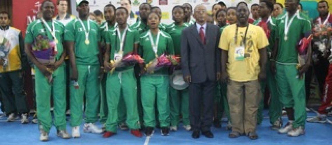 Diários dos X Jogos Africanos: África do Sul e Nigéria repartem Ouro do Badminton