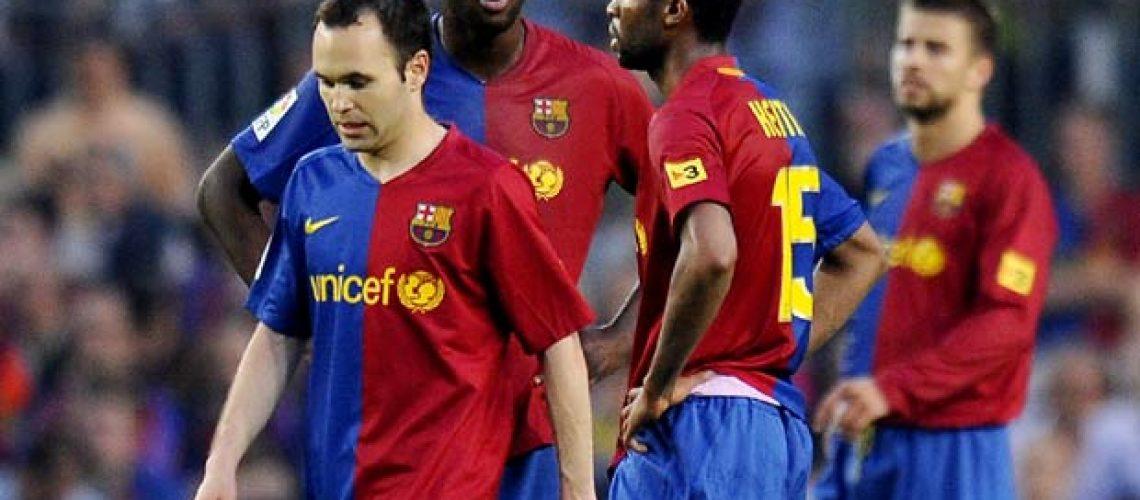 Barcelona terá que esperar mais uma semana para ser campeão