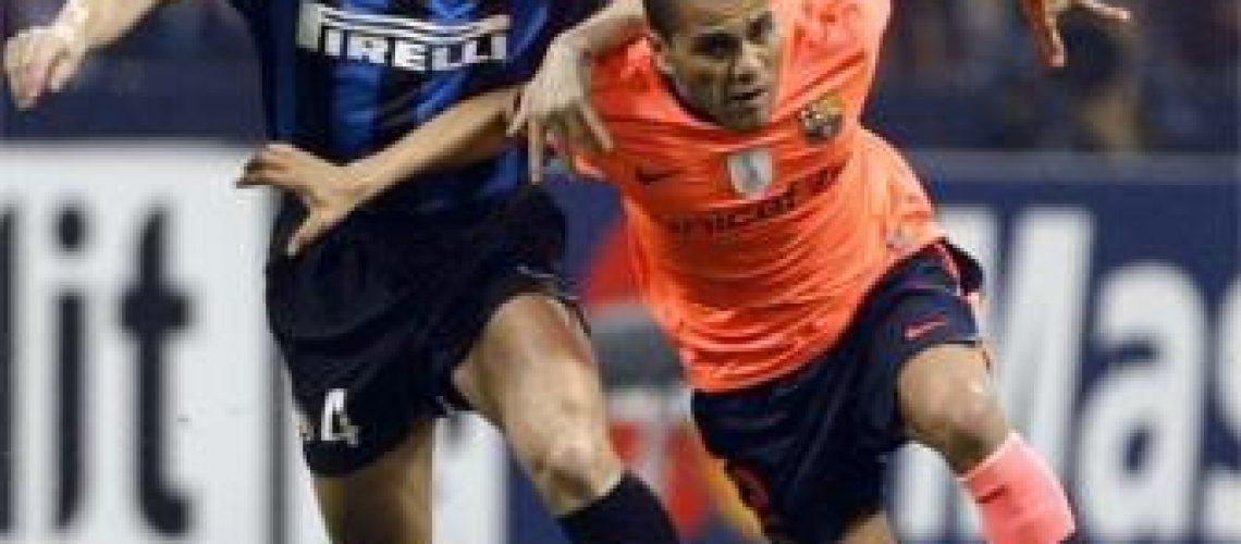 Liga dos Campeões: Barcelona tenta reverter placar contra o Inter