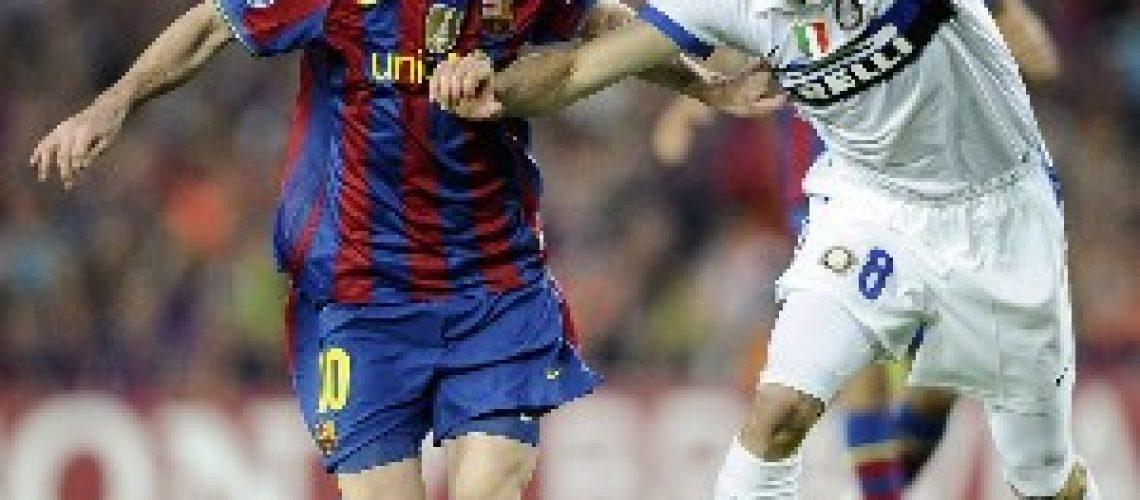 Liga dos Campeões: A Inter destrona o Barça